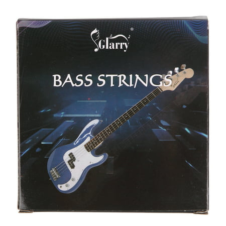 Electric Bass Strings Set