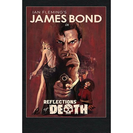 James Bond: Reflections of Death (Hardcover)