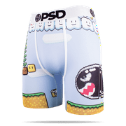 Super Mario Bros. Nintendo Game Bullet Men's Boxer Briefs