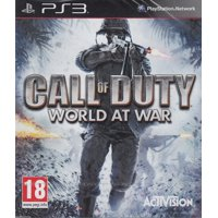 Call of Duty (COD) World at War (PS3 Game) Sony PlayStation 3