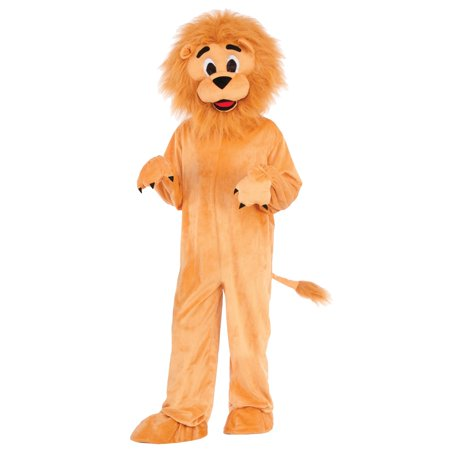 Child Lion Mascot Costume](Animal Mascot Costumes)
