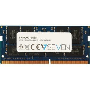 V7 16GB DDR4 SDRAM 2400 MHz 1.2V Non-ECC 260-pin SoDIMM (Non Ecc Sdram)