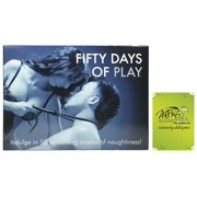 Fifty Days of Play Game, Adult Card Game For Couples and lovers, Bundle