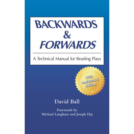 Nissan Technical Manual (Backwards & Forwards : A Technical Manual for Reading Plays)