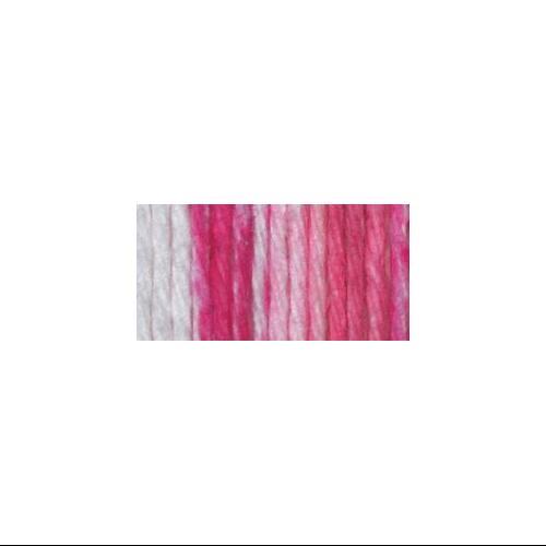 Handicrafter Cotton Yarn Stripes-Pinky