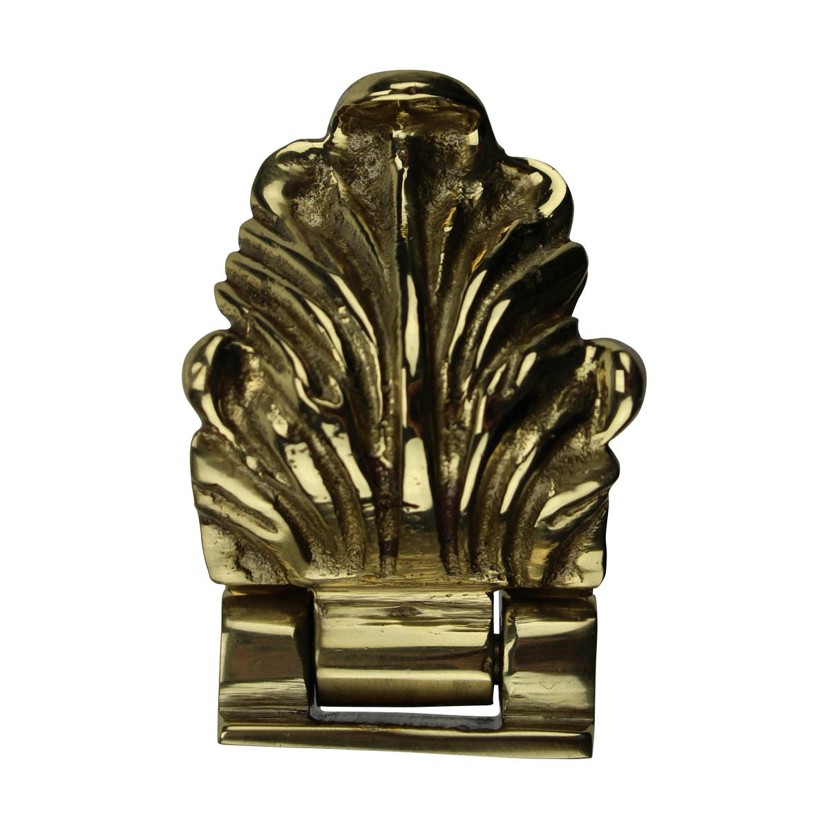 Decorative Cast Brass Sash Lift For Window | Renovator's Supply