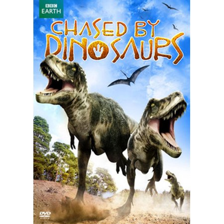 CHASED BY DINOSAURS-GIANT CLAW/LAND OF GIANT DINOSAURS/ALLOSAURUS (DVD) (DVD) - Giant Dad