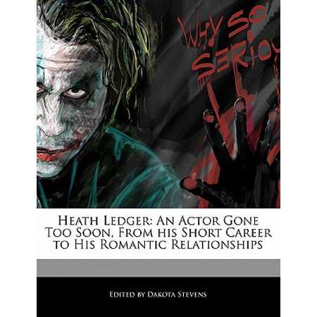 Heath Ledger : An Actor Gone Too Soon, from His Short Career to His Romantic - Heath Ledger Halloween Costume