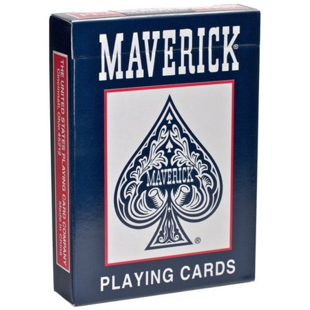 Maverick Poker Size Playing Cards