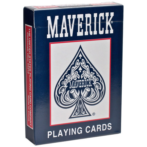 Maverick Poker Size Playing Cards