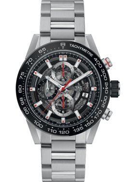 Tag Heuer Men's Carrera Automatic Caliber Heuer 01 Chronograph 43mm Watches
