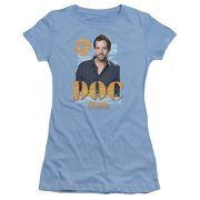 NCIS La Doc Juniors Short Sleeve Shirt