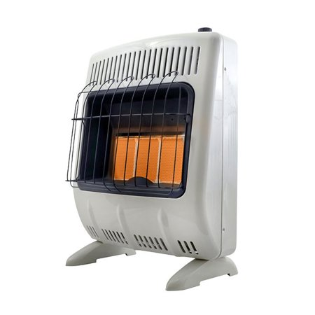 Mr. Heater 18,000 BTU Vent Free Radiant Propane Heater ()