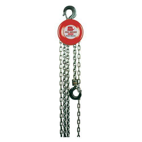 Torin 3 Ton Chain Block by Torin Jacks