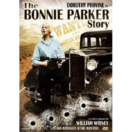 The Bonnie Parker Story [ NON-USA FORMAT, PAL, Reg.0 Import - Spain ] (Parker The Martini Edition)