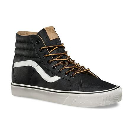 cf3740c8981 Vans Sk8-Hi Reissue Lite Sneakers (Heritage) Black  Classic White 7 -  Walmart.com