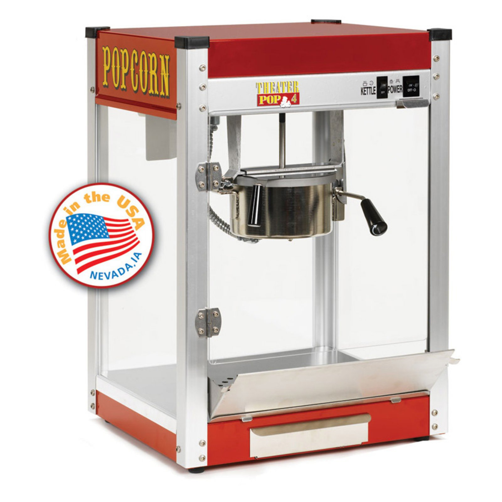 Paragon Theater Pop 4 oz. Popcorn Machine