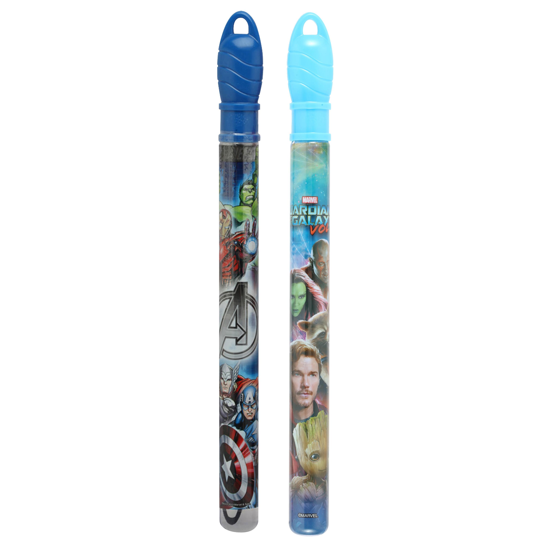 Easter -wal-mart Avengers & Guardians Bubble Stick