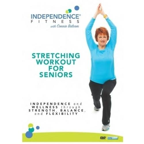 Bayview / widowmaker Independence Fitness With Connie Balcom: Stretching Workout For Seniors