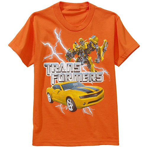Boys' Transformers Bumblebee Tee Shirt