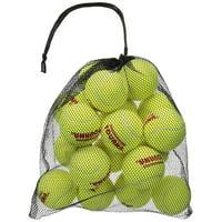 Tourna Pressureless Tennis Balls 18 ct Bag