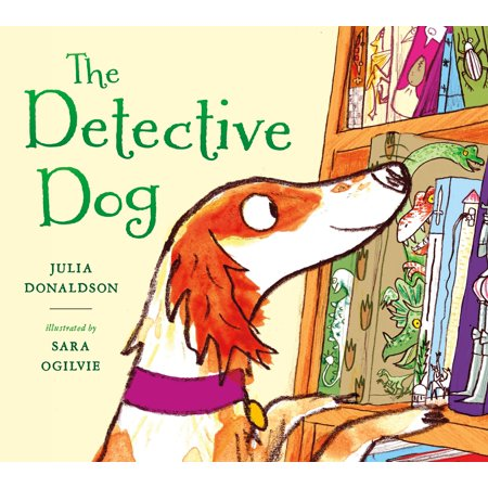 The Detective Dog (Hardcover)
