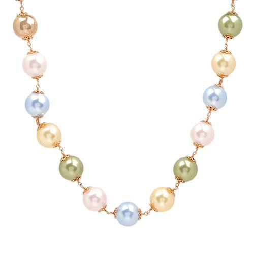 Rosato! Italy Elegant Necklace 9K/375-percent Of Pure Gold