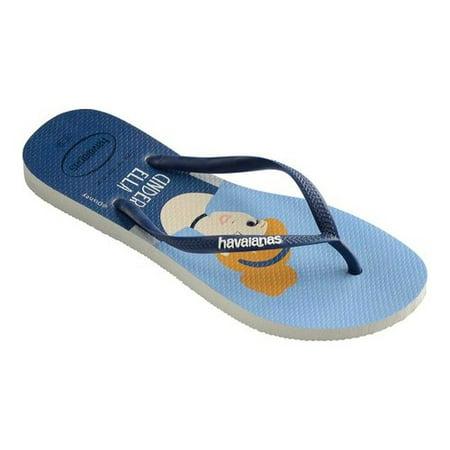 a37b847de Havaianas - Women s Havaianas Slim Princess Flip Flop - Walmart.com