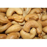 BAYSIDE CANDY CASHEWS ROASTED UNSALTED, 1LB