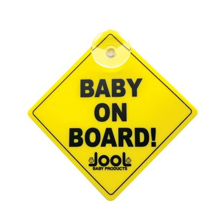 Jool Baby On board Suction Cup - 2 Pack