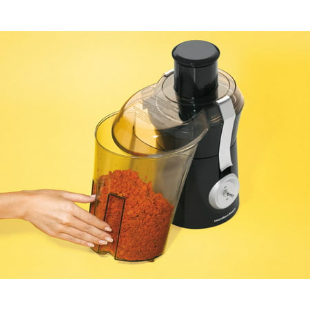 Hamilton Beach Big Mouth Juice Extractor | Model# 67601