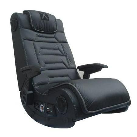 X Rocker 51259 Pro H3 4.1 Audio Gaming Chair, (X Rocker Pro Pedestal 4-1 Wireless Gaming Chair)