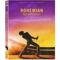 Bohemian Rhapsody (Blu-ray + DVD + Digital Copy)