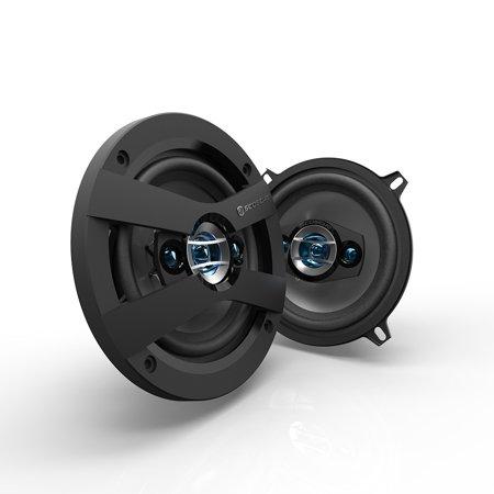 """Scosche HD5254SD - 5.25"""" 4-Way Car Speakers (Pair)"""