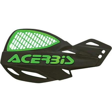 ACERBIS 2072671043 VENTED UNIKO HANDGUARD BLACK/GREEN
