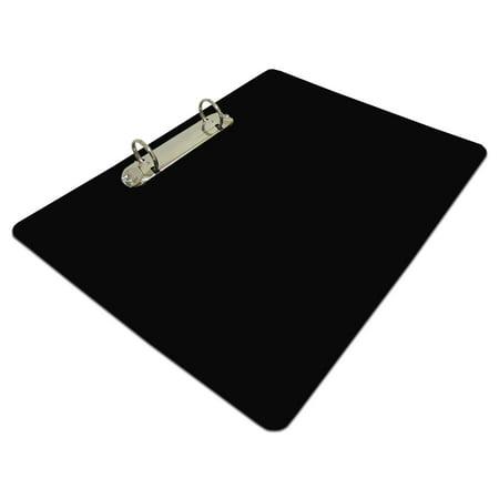 Magnetic A3 Landscape Black Clipboards 2 Ring
