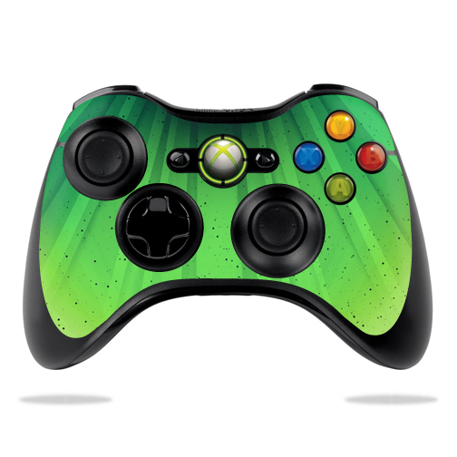 Protective Vinyl Skin Decal Cover for Microsoft Xbox 360 Controller wrap sticker skins Growth