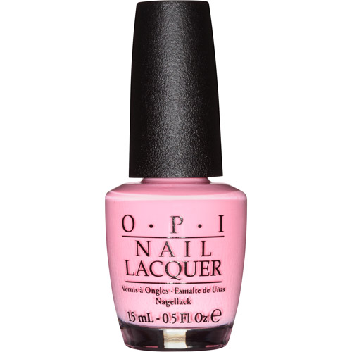 OPI Soft Shades Nail Lacquer, NL S95 Pink-ing of You, 0.5 fl oz