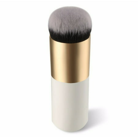 Pro Flat Foundation Face Blush Kabuki Powder Contour Makeup Brush Cosmetic