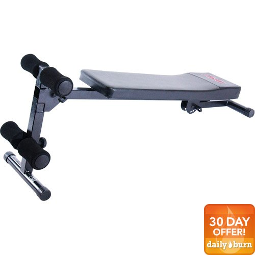 CAP Barbell FM 4001 Ab Slant Board by Cap Barbell