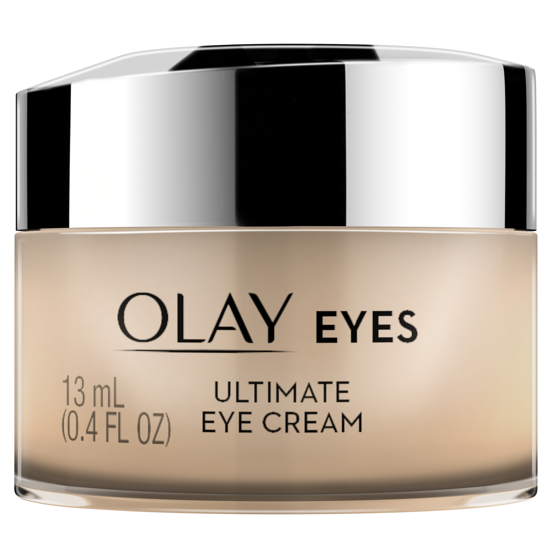 Olay Eyes Ultimate Eye Cream for wrinkles, puffy eyes, and dark circles, 0.4 fl oz