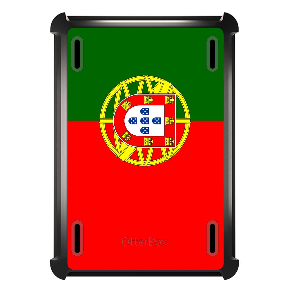CUSTOM Black OtterBox Defender Series Case for Apple iPad Mini 1   2   3...