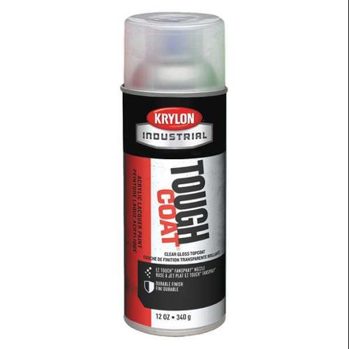 KRYLON A01000 Rust Preventative Spray Paint, Clear