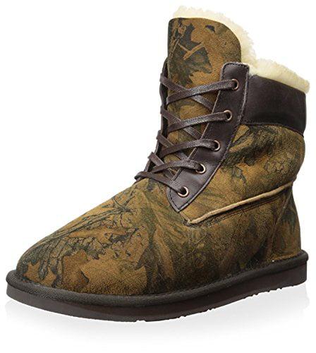 Australia Luxe Collective Men's Montana Boot, Forest, 47 M EU/13 M US