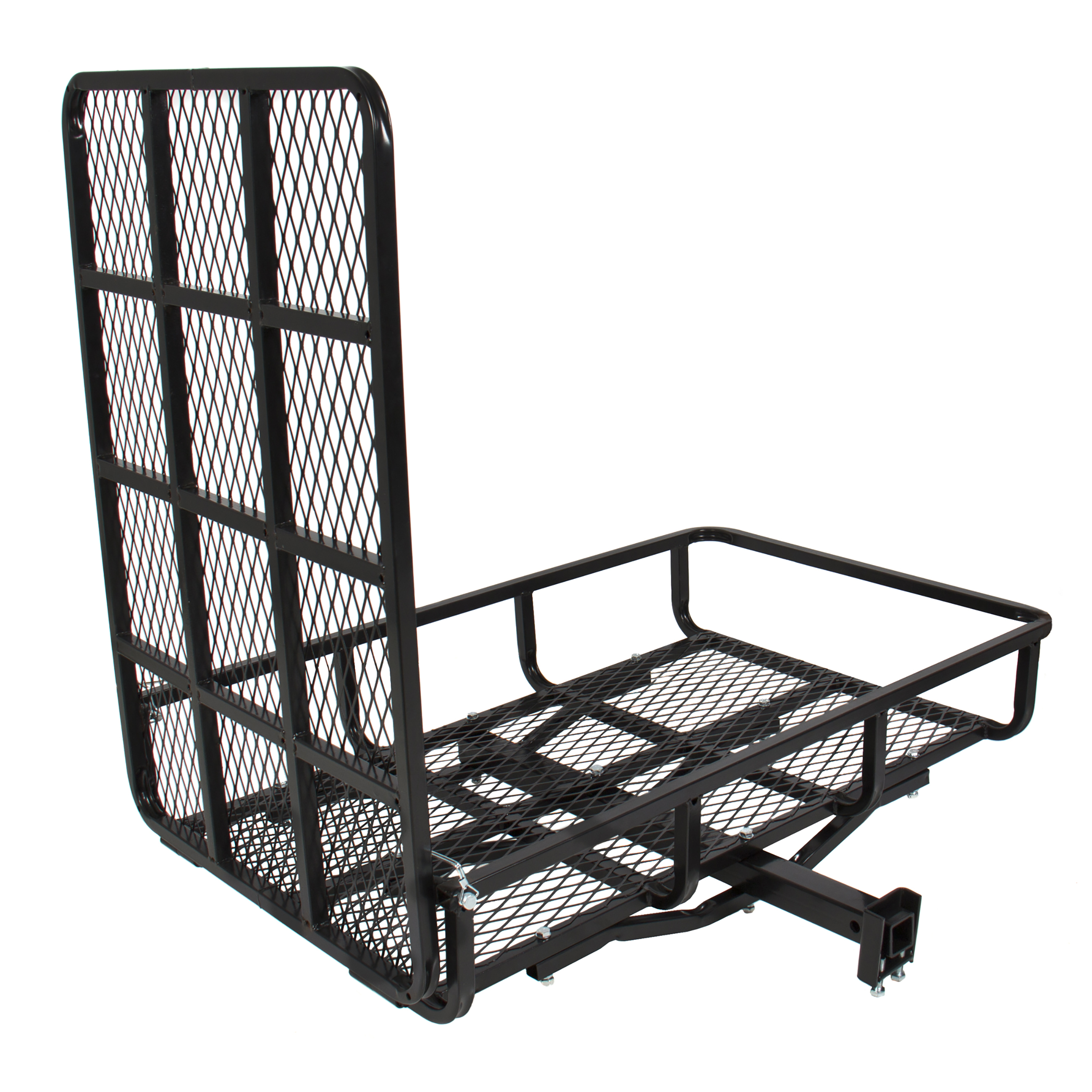 Outstanding Best Choice Products Hitch Mount Carrier W Mobility Ramp For Wheelchair Scooter 500Lb Capacity Walmart Com Ncnpc Chair Design For Home Ncnpcorg