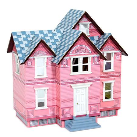Melissa & Doug - 2580 | Victorian Dollhouse - image 1 de 1