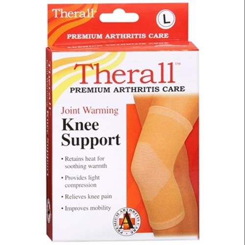 Therall Joint Warming Knee Support Large 1 Each (Pack of 2)