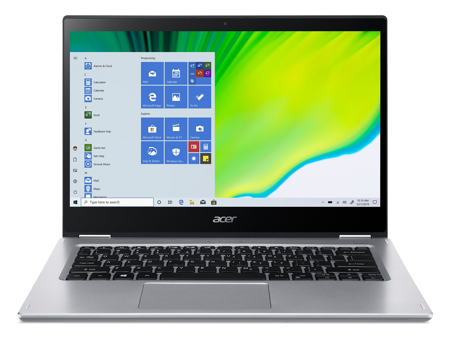 Acer Spin 3 Laptop