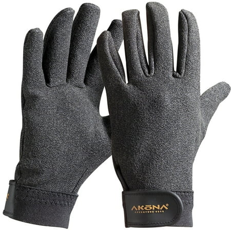 Akona All-ArmorTex Gloves (Black, - Akona Scuba Gloves