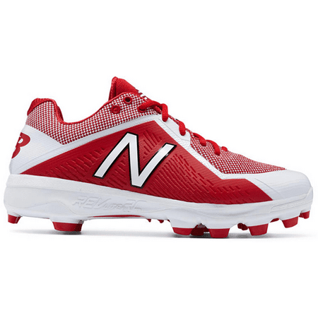 447d81c9d New Balance Men s PL4040v4 Low Molded Baseball Cleats - Walmart.com